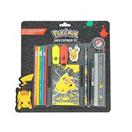 Pokémon Super Stationery Set - Kreatívna súprava