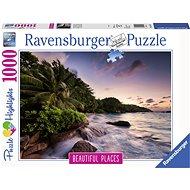 Ravensburger 151561 Ostrov Praslin, Seychely - Puzzle