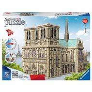 Ravensburger 3D 125234 Notre Dame 324 dielikov - Puzzle
