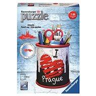 Ravensburger 3D 112258 Stojan na ceruzky I love Prague - Puzzle