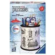 Ravensburger 3D 112265 Stojan na ceruzky Kresba Prahy - Puzzle