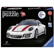 Ravensburger 3D 125289 Porsche 911R 108 dielikov - Puzzle