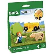 Brio World 33875 Farmárka - Stavebnica