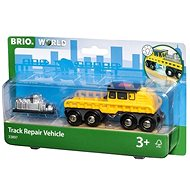 Brio World 33897 Voz pre opravu koľají - Stavebnica