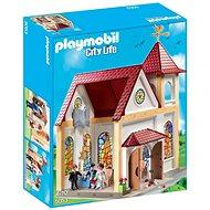 Playmobil 5053 Svadobný kostol - Stavebnica