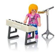 Playmobil 9095 Speváčka pri klavíri - Stavebnica