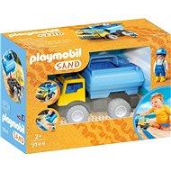 Playmobil 9144 Cisterna na vodu auto na piesok - Stavebnica