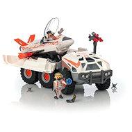 Playmobil 9255 Spy Team Battle Truck - Stavebnica