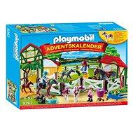 Playmobil 9262 Adventný kalendár Konská farma - Stavebnica