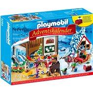 Playmobil 9264 Adventní kalendář Santa Claus a jeho dílna - Stavebnica