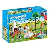 Playmobil 9272 Zahajovacia párty - Stavebnica