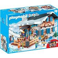 Playmobil 9280 Lyžiarska chata - Stavebnica