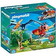 Playmobil 9430 Helikoptéra s vtákojašterom - Stavebnica