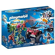 Playmobil 9407 Monster Truck, Alex a Rock Brock - Stavebnica