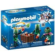 Playmobil 9411 Obyvatelia Sykronie - Stavebnica