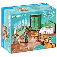 Playmobil 9476 Spálňa pre Lucky - Stavebnica