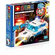 Light Stax Hybrid Flashing Police Car - Stavebnica