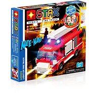 Light Stax Hybrid Light-up Fire Truck - Stavebnica