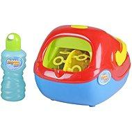 Let's Play Bublinkový strojček červený - Bublifuk