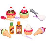 LetsPlay Súprava Zmrzlina a tortičky - Hracia súprava