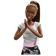 Barbie V pohybe Černoška