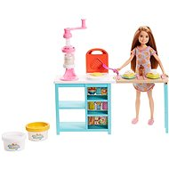 Barbie Stacie Raňajková súprava - Bábika