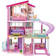 Barbie Dom snov so šmykľavkou - Bábika
