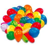 Amscan Balóniky farebné 50 ks - Herný set