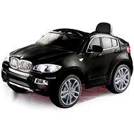 BMW X6 – čierne - Detské elektrické auto