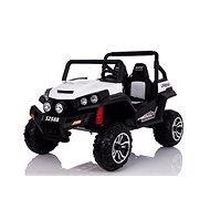 RSX – biele - Detské elektrické auto