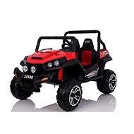 RSX – červené - Detské elektrické auto