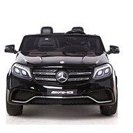 Mercedes-Benz GLS 63 – čierne - Detské elektrické auto