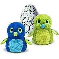 Hatchimals Draggles zelené - Interaktívna hračka