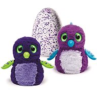 Hatchimals Draggles fialová - Interaktívna hračka
