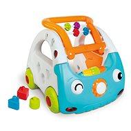 B-Kids Chodítko auto 3v1 Discovery Car - Chodúľka