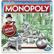 Monopoly nové CZ - Spoločenská hra