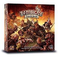 Zombicide: Čierny mor - Dosková hra
