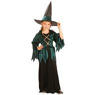 Šaty na karneval – Čarodějnica veľ. L - Detský kostým