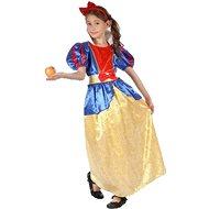 Šaty na karneval - Snehulienka veľ. L - Detský kostým
