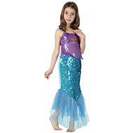 Šaty na karneval - Morská panna veľ. M - Detský kostým