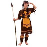 Šaty na karneval - Indiánka vel. M - Detský kostým