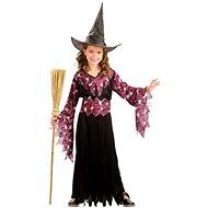 Šaty na karneval - Čarodejnica veľ. M - Detský kostým