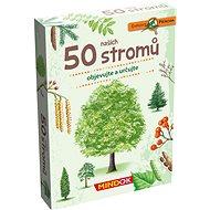 Expedícia príroda: 50 stromov
