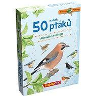 Expedícia príroda: 50 vtákov - Spoločenská hra