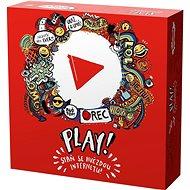 Play! Staň sa hviezdou internetu - Spoločenská hra