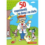 50 Experimentov na doma aj na chatu - Spoločenská hra