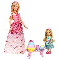Mattel Barbie Sladký čajový večierok - Bábika