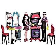 Mattel Monster High Draculaura a Drakula herná súprava - Herná súprava