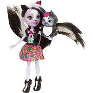 Enchantimals Bábika so zvieratkom Sage Skunk - Bábika