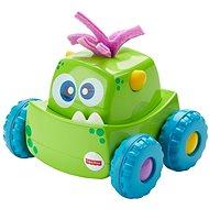 Fisher-Price - Příšerka autíčko zelené